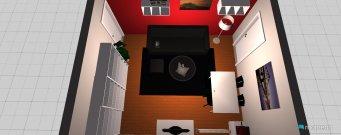 Raumgestaltung kire  in der Kategorie Wohnzimmer