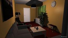 Raumgestaltung kita Pausenraum in der Kategorie Wohnzimmer