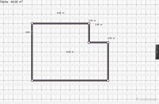 Raumgestaltung kleinöder in der Kategorie Wohnzimmer