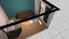 Raumgestaltung klo in der Kategorie Wohnzimmer