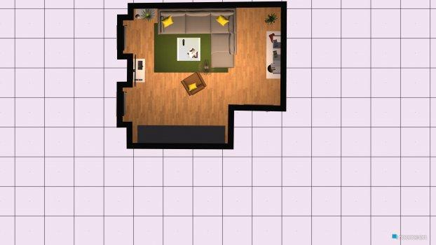 Raumgestaltung Korneuburg in der Kategorie Wohnzimmer