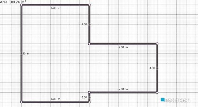 Raumgestaltung kproject in der Kategorie Wohnzimmer