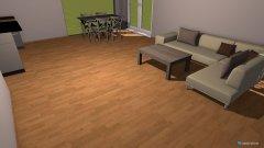 Raumgestaltung krizma_navrh in der Kategorie Wohnzimmer