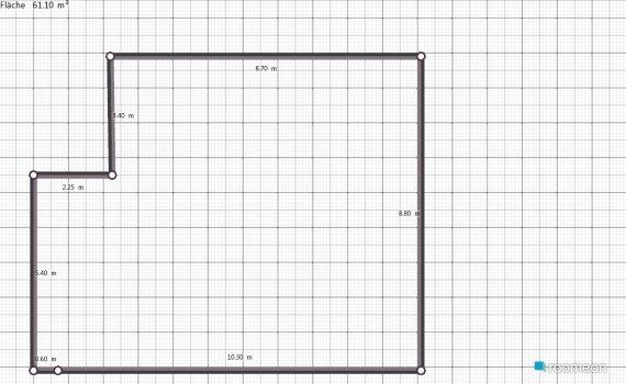 Raumgestaltung kroatien in der Kategorie Wohnzimmer