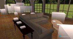 Raumgestaltung Kuca in der Kategorie Wohnzimmer