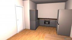 Raumgestaltung kuchyna in der Kategorie Wohnzimmer