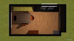 Raumgestaltung kü in der Kategorie Wohnzimmer
