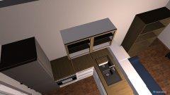 Raumgestaltung Küche Eck in der Kategorie Wohnzimmer