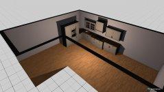 Raumgestaltung Küche grobe Planung in der Kategorie Wohnzimmer