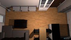 Raumgestaltung Küche Versuch 1 in der Kategorie Wohnzimmer