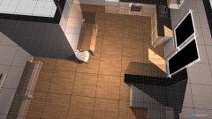 Raumgestaltung küche  in der Kategorie Wohnzimmer