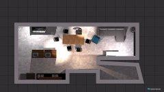 Raumgestaltung Kueche_offen1 in der Kategorie Wohnzimmer