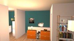 Raumgestaltung Küchenvorschlag in der Kategorie Wohnzimmer