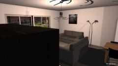Raumgestaltung KüssWo in der Kategorie Wohnzimmer