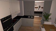 Raumgestaltung KueWoh_Gr3_120913 in der Kategorie Wohnzimmer