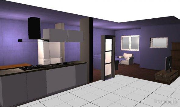 Raumgestaltung küwz in der Kategorie Wohnzimmer