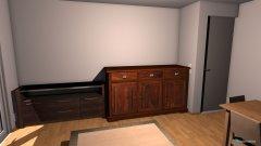 Raumgestaltung Kuschi in der Kategorie Wohnzimmer
