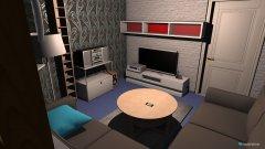 Raumgestaltung L.´s Wohnzimmer in der Kategorie Wohnzimmer