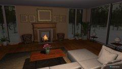 Raumgestaltung labrary in der Kategorie Wohnzimmer