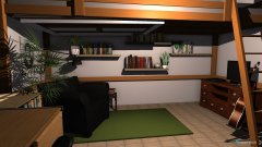 Raumgestaltung Landau Zimmer  in der Kategorie Wohnzimmer