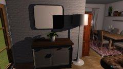 Raumgestaltung Landhausstil in der Kategorie Wohnzimmer
