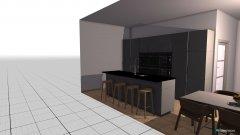 Raumgestaltung lange dreef  in der Kategorie Wohnzimmer