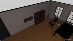 Raumgestaltung Lars Lisa Wohnzimmer in der Kategorie Wohnzimmer
