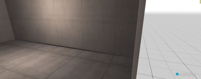 Raumgestaltung Laube in der Kategorie Wohnzimmer