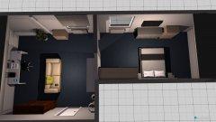 Raumgestaltung laura2 in der Kategorie Wohnzimmer