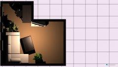 Raumgestaltung LCouch in Ecke in der Kategorie Wohnzimmer