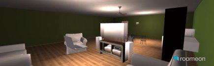 Raumgestaltung lcs in der Kategorie Wohnzimmer