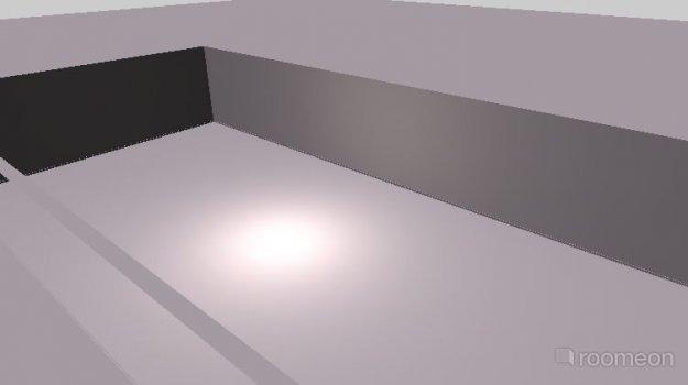 Raumgestaltung leeres Z. in der Kategorie Wohnzimmer