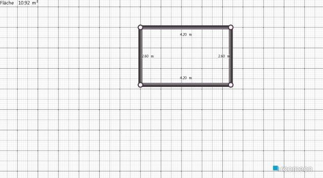 Raumgestaltung leibnizstr37 in der Kategorie Wohnzimmer