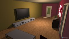 Raumgestaltung Leni's Wohnzimmer in der Kategorie Wohnzimmer