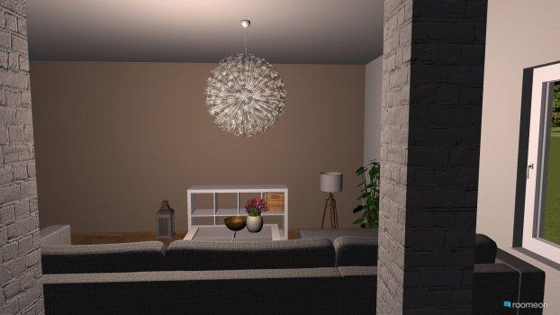 Raumgestaltung Leni Wohnzimmer in der Kategorie Wohnzimmer