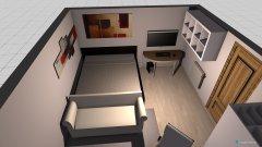 Raumgestaltung lennards room  in der Kategorie Wohnzimmer