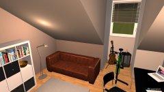 Raumgestaltung Lennards Zimmer in der Kategorie Wohnzimmer