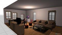 Raumgestaltung lenny  Ulrich in der Kategorie Wohnzimmer
