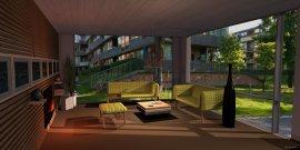 Raumgestaltung Ligne Roset Showroom in der Kategorie Wohnzimmer