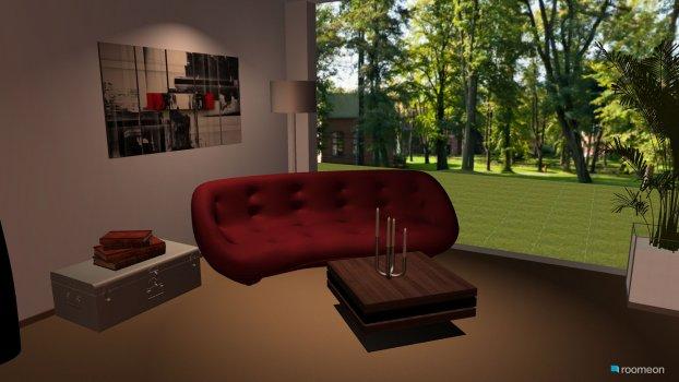 Raumgestaltung Ligne Roset in der Kategorie Wohnzimmer