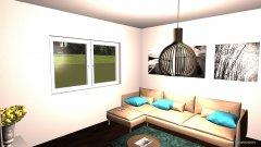 Raumgestaltung Lili Wohnzimmer in der Kategorie Wohnzimmer