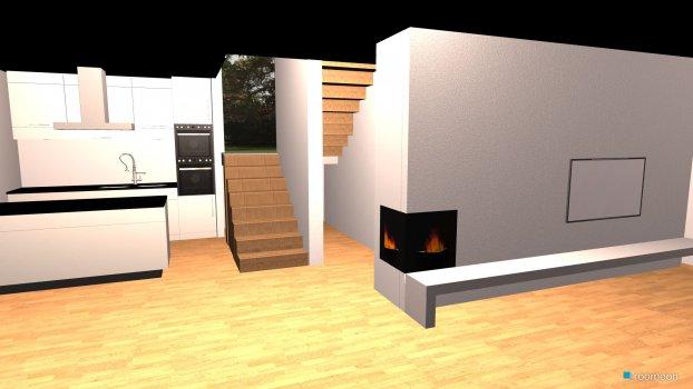 Raumgestaltung lina2 in der Kategorie Wohnzimmer