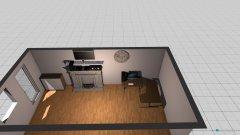 Raumgestaltung line in der Kategorie Wohnzimmer