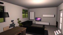 Raumgestaltung Lisa in der Kategorie Wohnzimmer