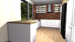 Raumgestaltung Lisandra in der Kategorie Wohnzimmer