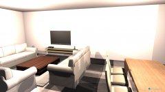 Raumgestaltung Lite Avenue in der Kategorie Wohnzimmer