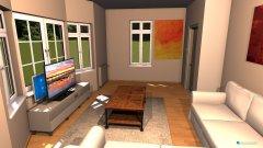Raumgestaltung living 1 in der Kategorie Wohnzimmer
