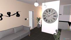 Raumgestaltung Living area in der Kategorie Wohnzimmer