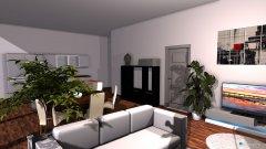 Raumgestaltung Living Levels Etage 9 Wohnkueche in der Kategorie Wohnzimmer
