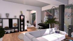 Raumgestaltung Living Levels Komplettwohnung Eingerichtet in der Kategorie Wohnzimmer